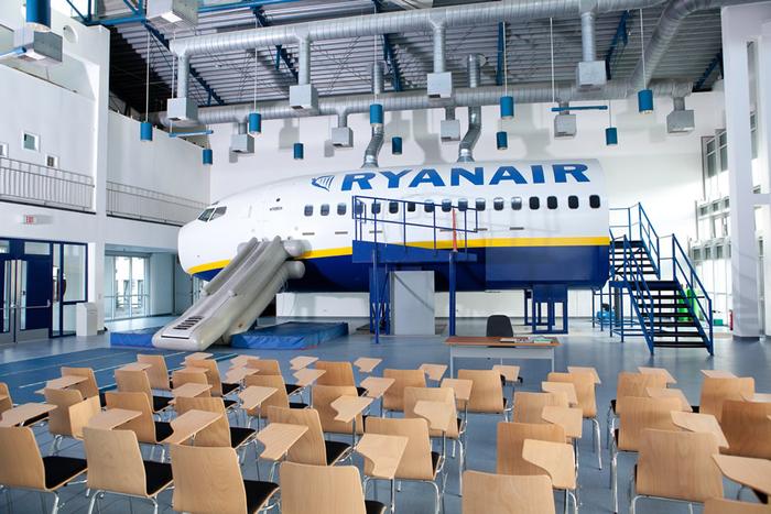 Ryanair, Recruiting days Crewlink. Date di aprile e maggio