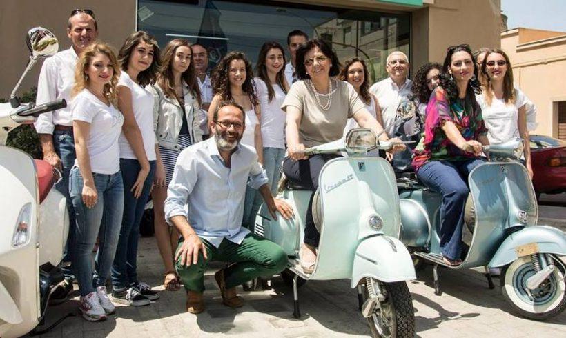 """""""Miss Vespa Vintage"""", a Marsala tre giorni di sfilate per 'scooter storici'"""