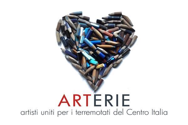 """""""Arterie"""", artisti uniti per aiutare i terremotati del Centro Italia"""