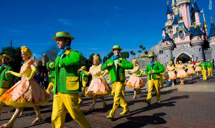 Disneyland Resort Paris seleziona giovani