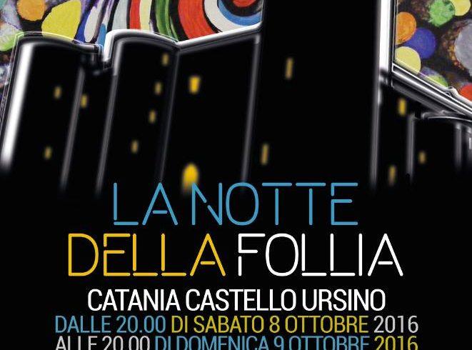 Cultura: a Catania 'La Notte della follia'
